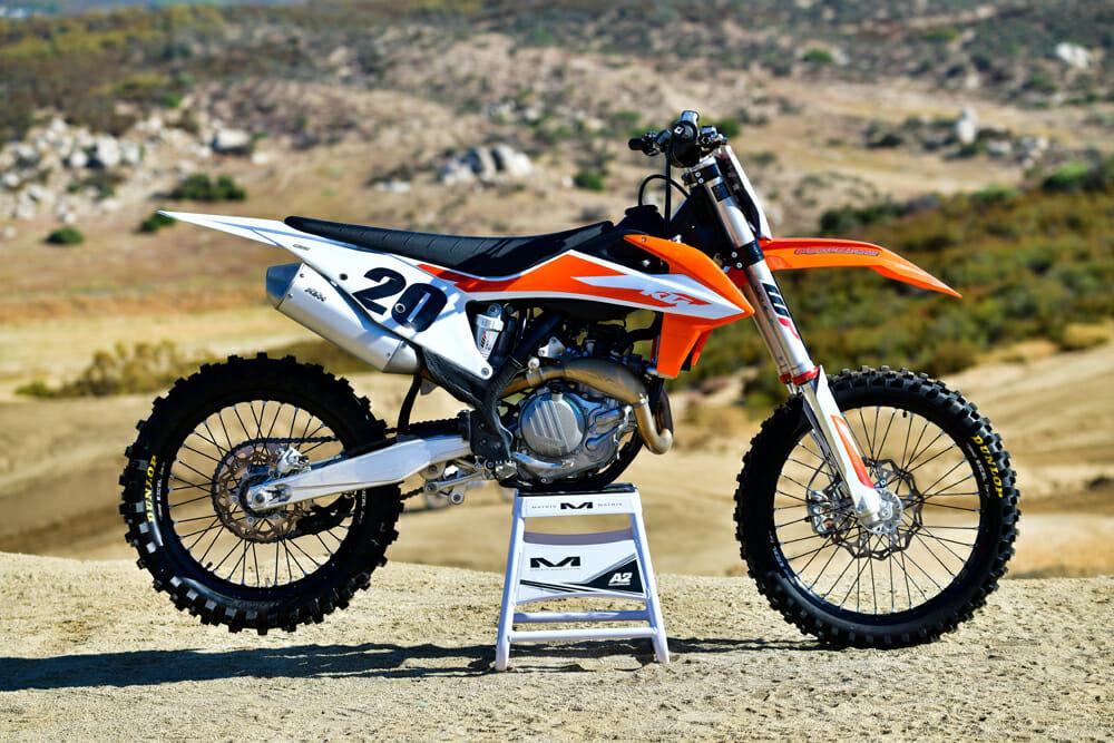 2020 KTM 450 SX-F