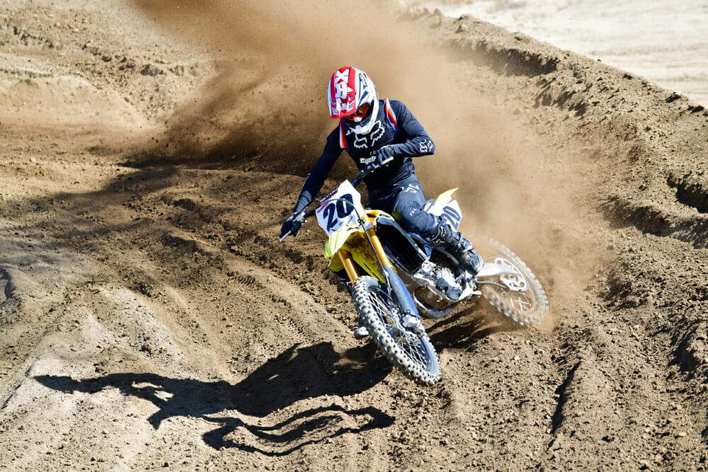 2020 450 Motocross Shootout 6th Place: Suzuki RM-Z450