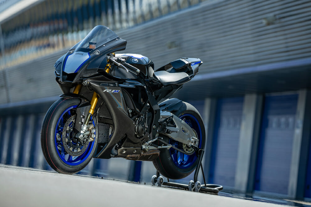 Stunning, right? The R1M is undoubtedly a head-turner.