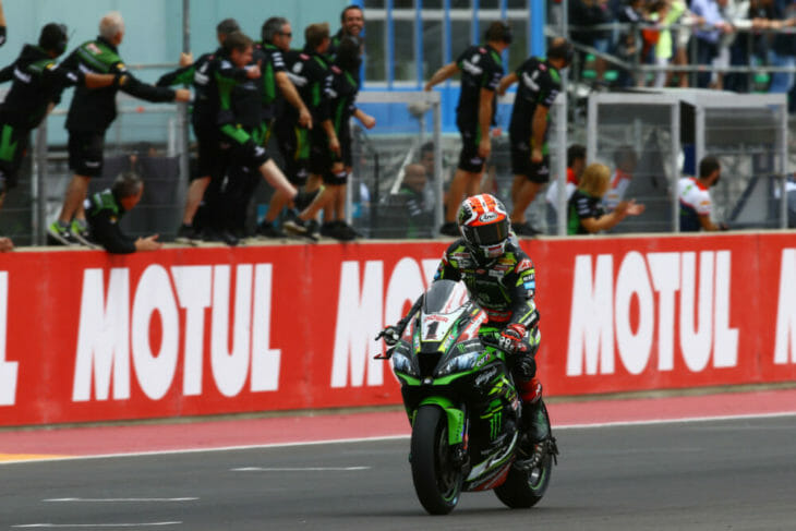 2019 Argentina World Superbike Results race two