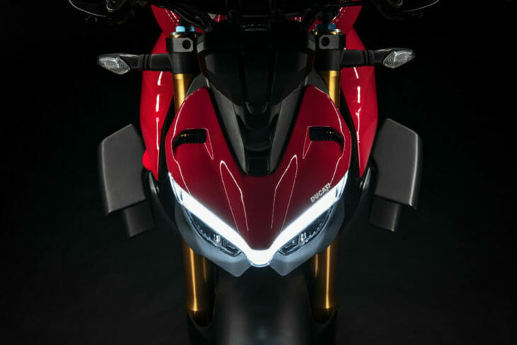 2020 Ducati Streetfighter V4 First Look Cycle News