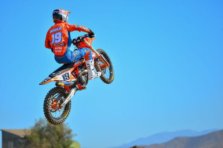 KTM Introduces 2020 Supercross/Motocross Race Teams