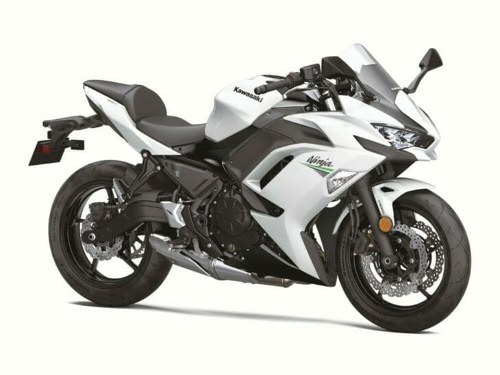 2020 Kawasaki Ninja 650 First Look 3
