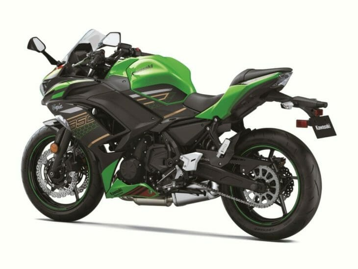 2020 Kawasaki Ninja 650 First Look 8