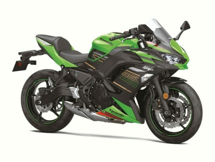 2020 Kawasaki Ninja 650 First Look 2