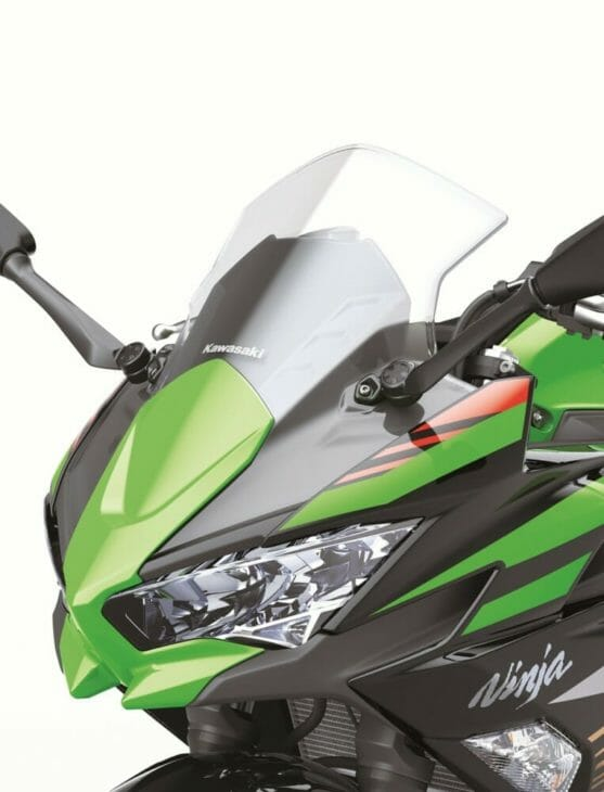 2020 Kawasaki Ninja 650 First Look 10