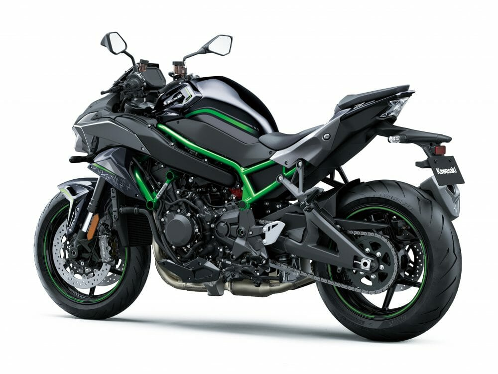 Tokyo Motor Show: Kawasaki Z H2 and new W800 unveiled