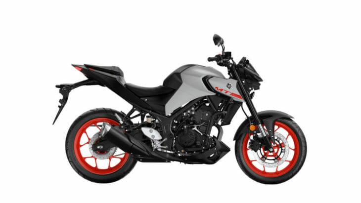 2020 Yamaha MT-03 First Look 15