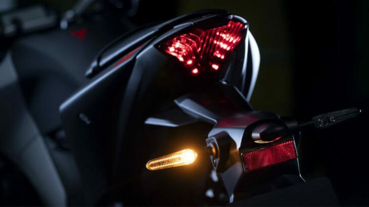 2020 Yamaha MT-03 First Look 6