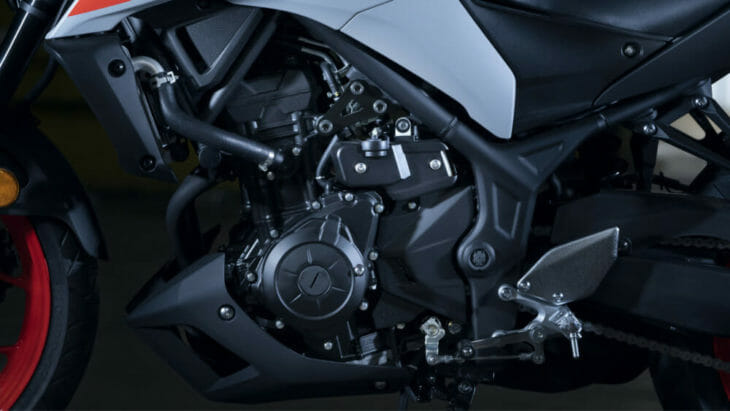 2020 Yamaha MT-03 First Look 5