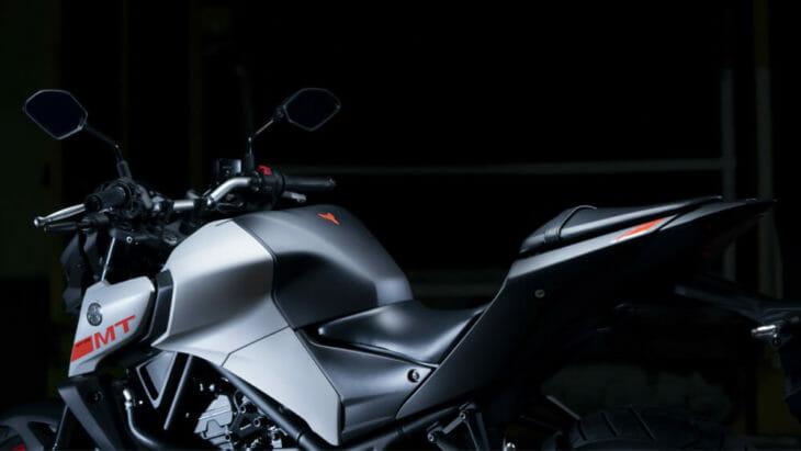 2020 Yamaha MT-03 First Look 4
