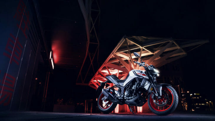 2020 Yamaha MT-03 First Look 1