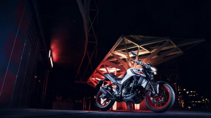 2020 Yamaha MT-03 First Look 1