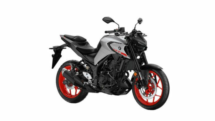 2020 Yamaha MT-03 First Look 14