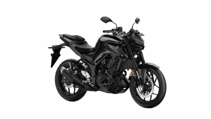 2020 Yamaha MT-03 First Look 13