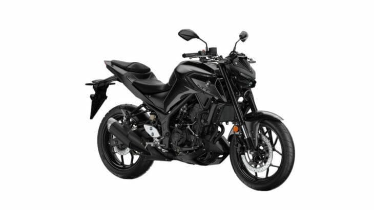 2020 Yamaha MT-03 First Look 13