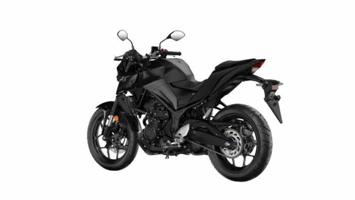 2020 Yamaha MT-03 First Look 12