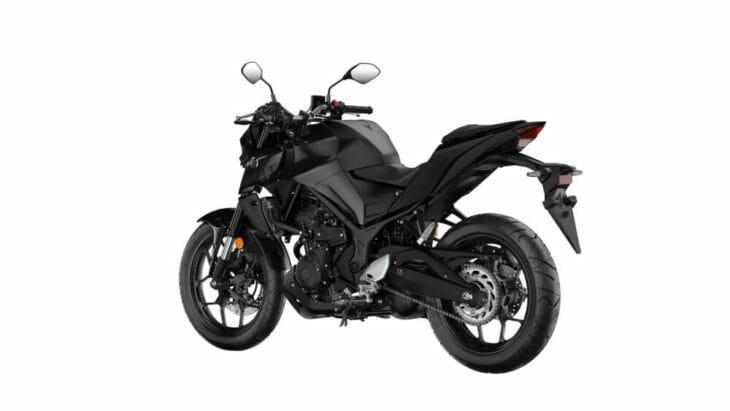 2020 Yamaha MT-03 First Look 12