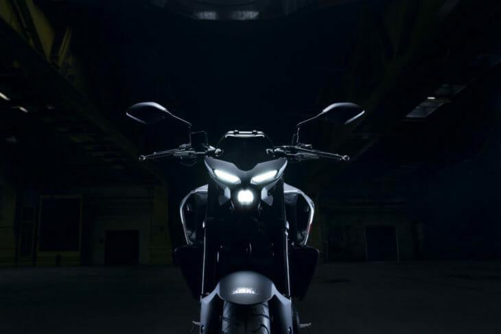 2020 Yamaha MT-03 First Look 10