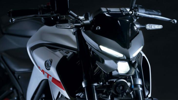 2020 Yamaha MT-03 First Look 9