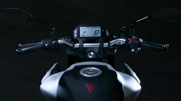 2020 Yamaha MT-03 First Look 7