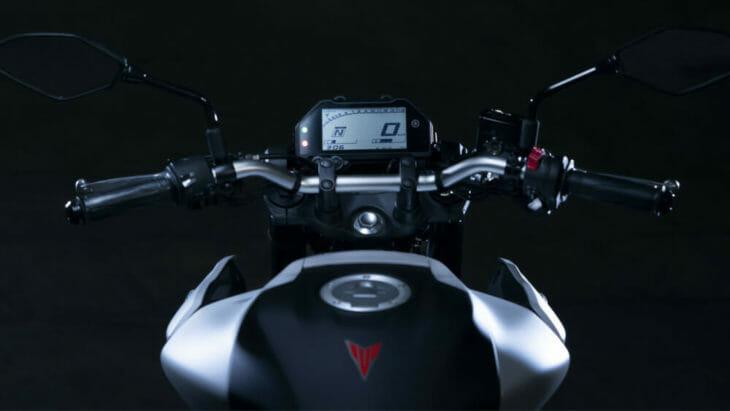 2020 Yamaha MT-03 First Look 7