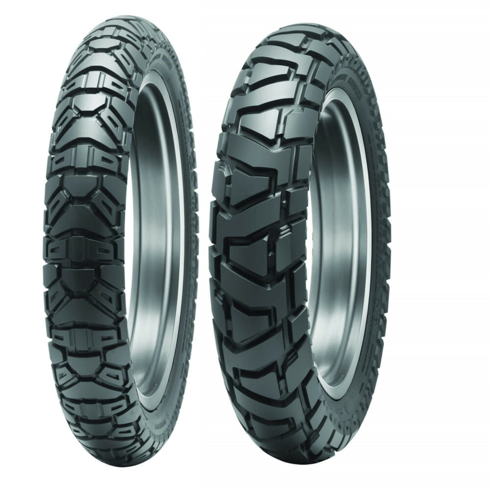 Dunlop Trailmax Mission Adventure Tire