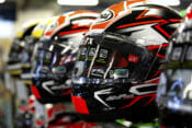 Arai Helmets Factory Tour | Arai Helmets are worn by some of the best motorcycle racers in the business, but the legendary Japanese company has always been very secretive about just what goes on behind closed doors—until now