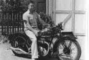Bill Johnson helped establish Triumph Motorcycles in the United States.