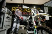 Rockstar Energy Husqvarna Factory Racing Team Extends Contract with Dean Wilson