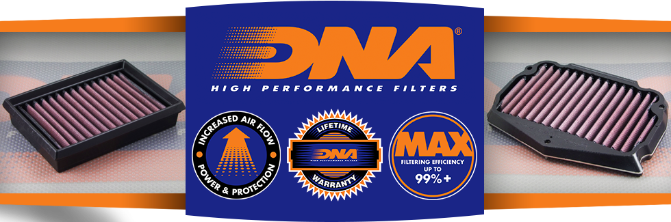 Graves Motorsports Partners with DNA Air Filters