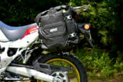 The GIVI Gravel-T GRT709 35-Liter Saddlebags impressed us so much we won't go ADV riding without them anymore.