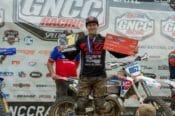Jake Froman Wins XC3 125cc Pro-Am class at Mason-Dixon GNCC