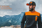KTM has released its 2020 PowerWear collections of casual apparel and accessories.