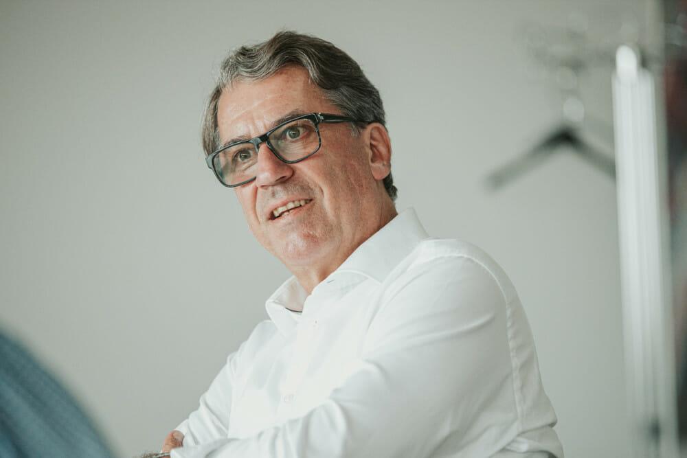 KTM CEO Stefan Pierer