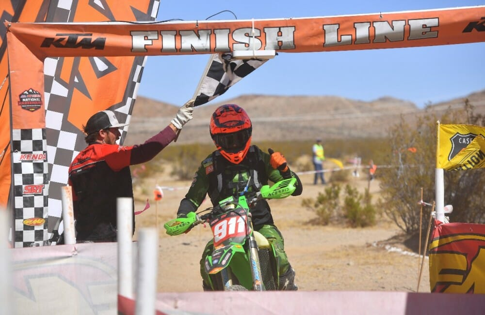 The KENDA/SRT AMA National Hare & Hound Championship Series presented by FMF returned to Lucerne Valley, CA this weekend for Round 8 of the series.