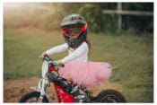 Electric bike maker OSET is slashing the price of its 12.5 range of electric off-road motorcycles for kids ages 3-5 for the holiday season.
