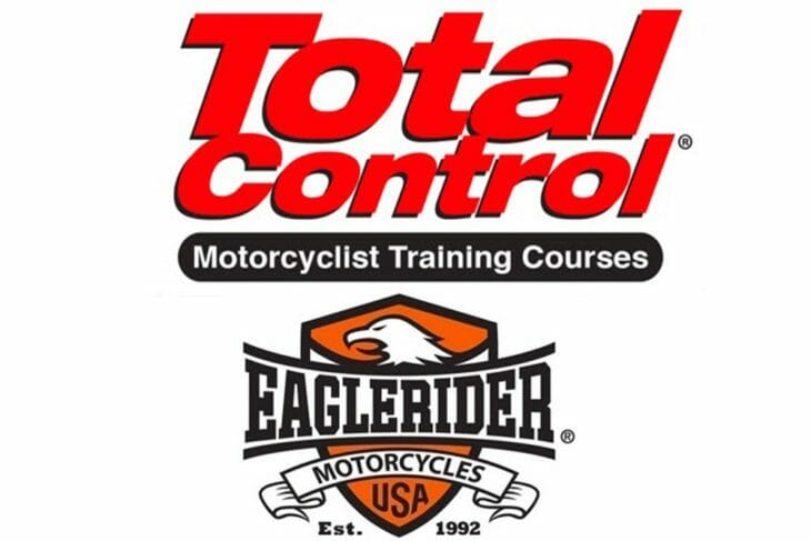 EagleRider Motorcycle Rentals and Tours Partners with Total Control Training