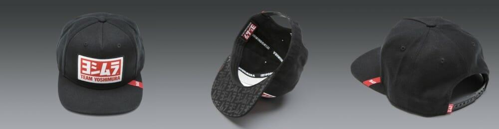 Yoshimura V2 Wool Snapback Hat