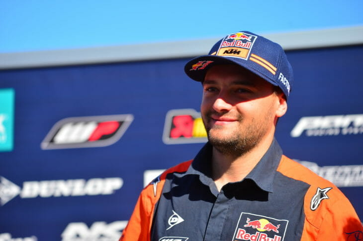KTM Introduces 2020 Supercross/Motocross Race Teams