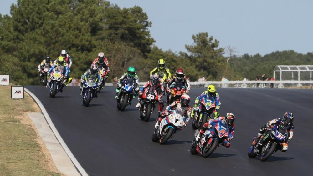 Just in case you missed any of the action in the 2019 MotoAmerica EBC Brakes Superbike Series, or if you want to see them again, MotoAmerica will showcase all the rounds on its Facebook page and YouTube channel, beginning on Sunday, October 20.|Photo by Brian J. Nelson.