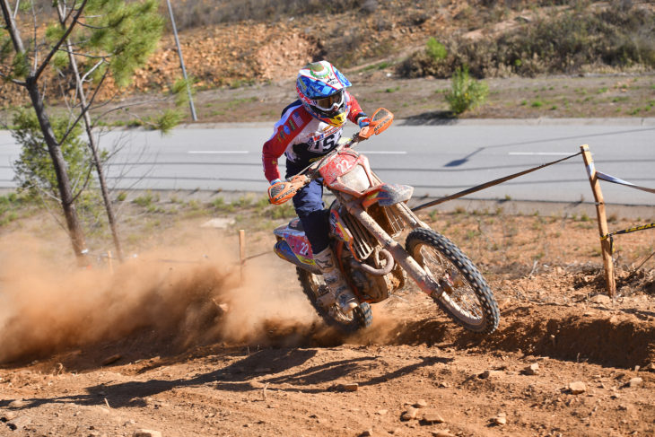 Taylor Robert 2019 ISDE Portugal Day 2