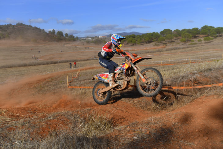 2019 ISDE Portugal Results and News Taylor Robert Day 3 action