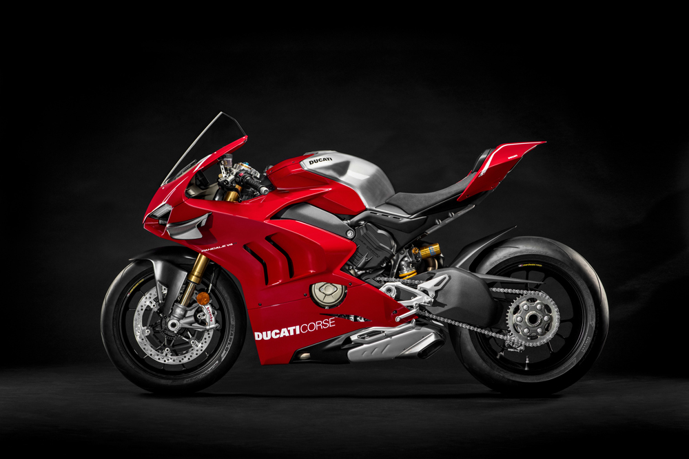2019 Ducati Panigale V4 R Specifications