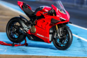 Here's the Cycle News' 2019 Ducati Panigale V4 R review, tested at Willow Springs Raceway.