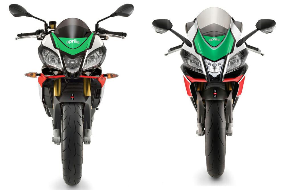 Aprilia Announces Exclusive Limited Edition RSV4 RR and Tuono RR Models for USA