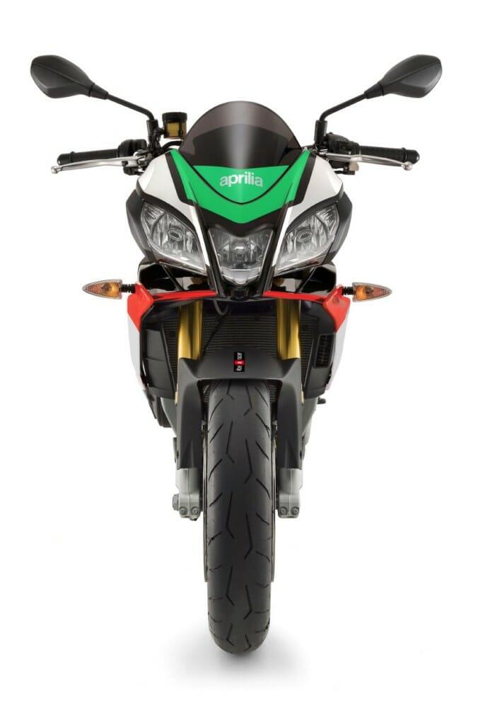 2020 Aprilia Tuono RR 1100 Misano Limited Edition