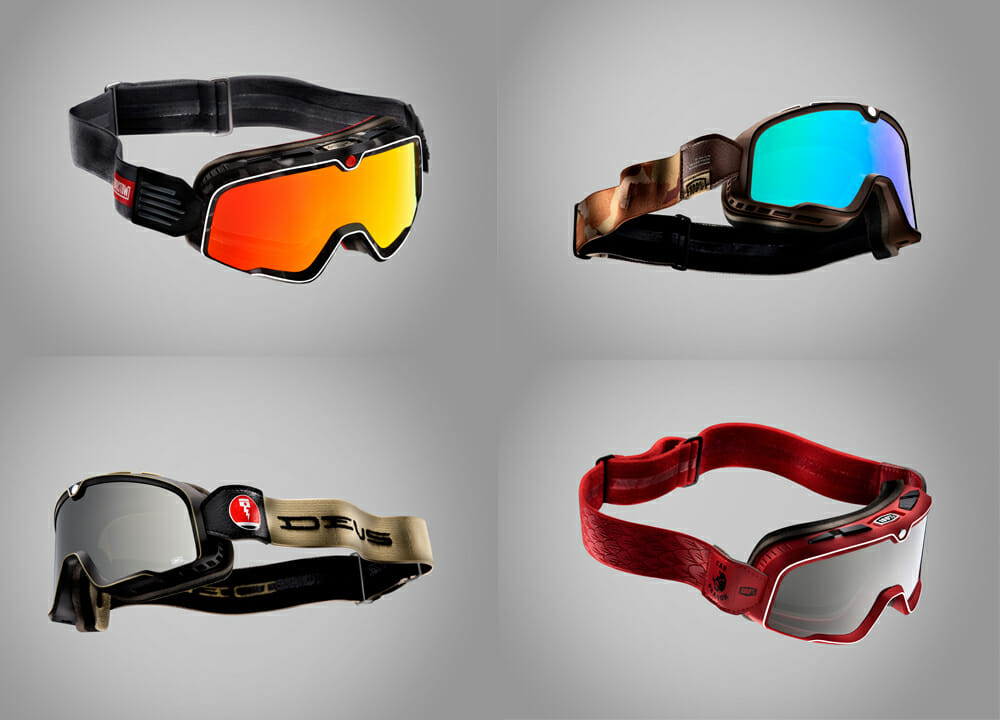 100% 2020 Barstow Goggle Collection