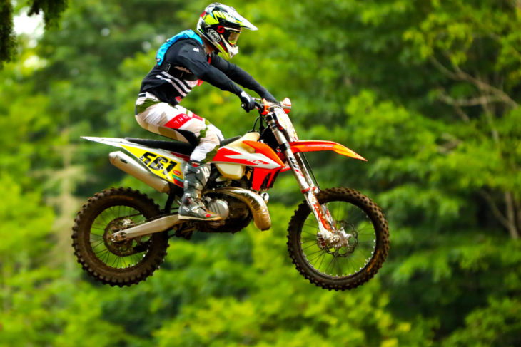 Is the 2020 KTM 250 XC TPI WORCS worthy and XC-ready? Check out the 2020 KTM 250 XC TPI review and find out.