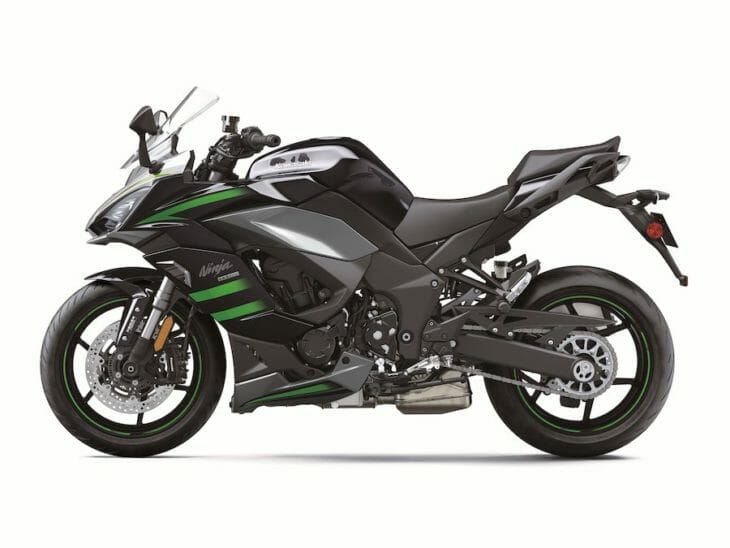 2020 Kawasaki Ninja 1000SX First Look